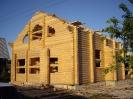 Дом из оцилиндрованного бревна в Твери :: Дом из оцилиндрованного бревна в Твери